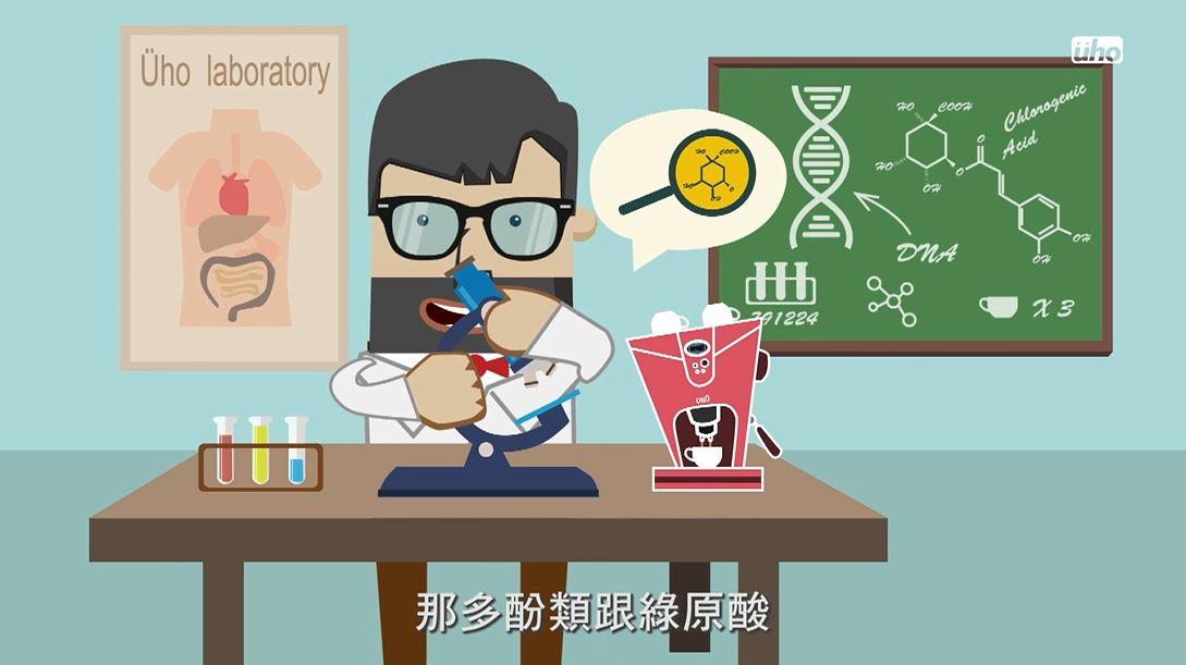 綠原酸據日本研究發現它有活化肝細胞、幫助肝排毒的功能